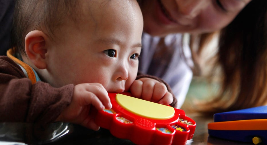 JAPAN-TSUNAMI/BABY