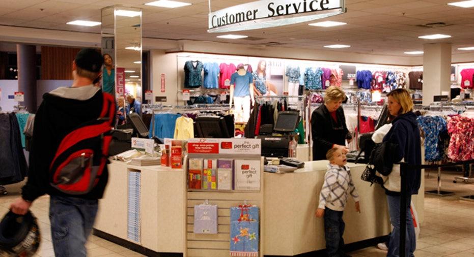 Customer Service Desk Cashier Retail 01