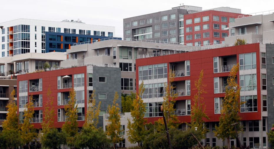 Apartment Buildings Real Estate