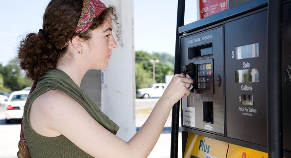 Buying Gas