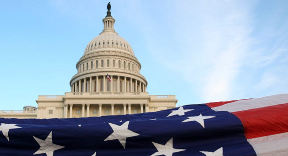 American Flag Capitol