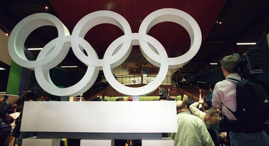 Olympic Rings, IOC, Olympics