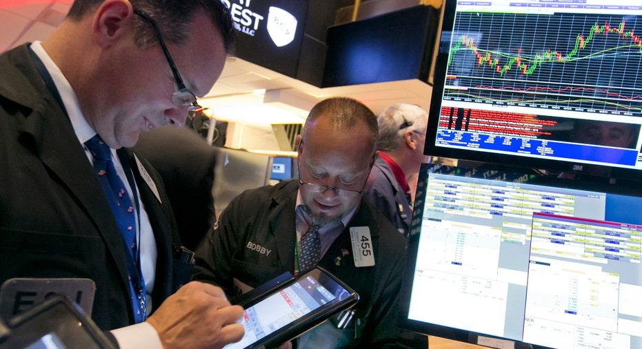 Stock Market Back to Black