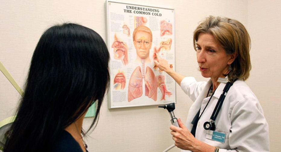 USA-HEALTHCARE/WELLNESS