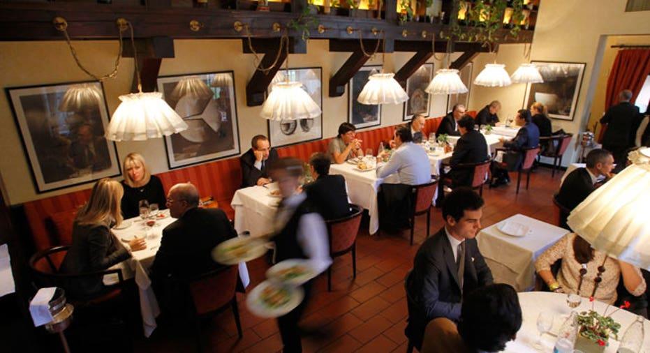 restaurant dining, dinner, restaurant