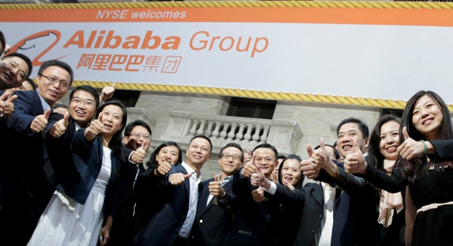 ALIBABA-IPO