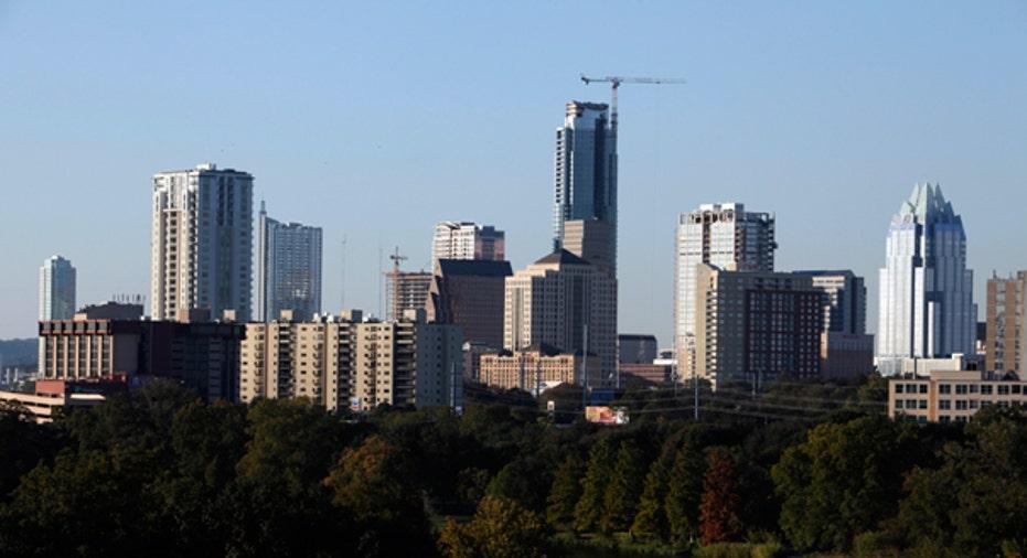 1.  Austin, TX