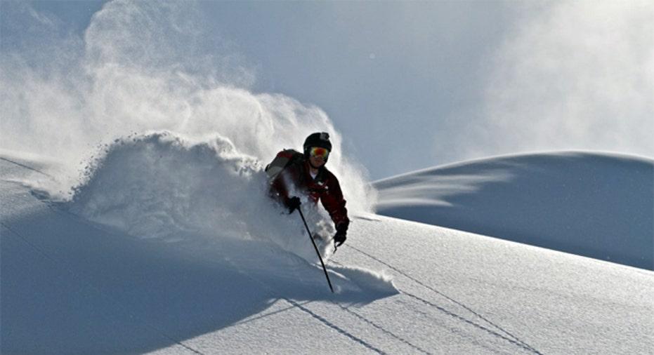 DP Heli-Ski Skier, SBC Slideshow