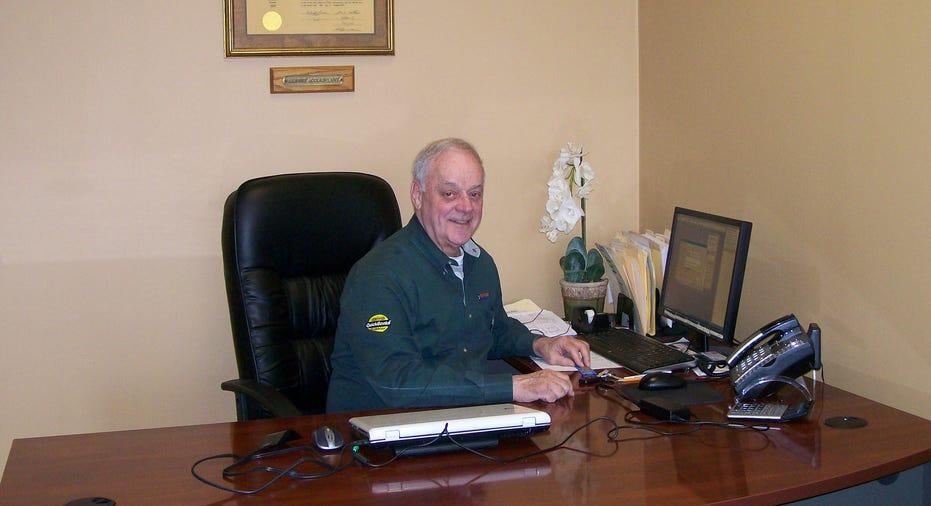 Edward Ritter, 77
