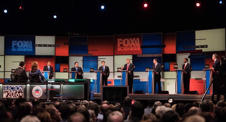 FOX Business Debate, South Carolina Debate, Republican Debate