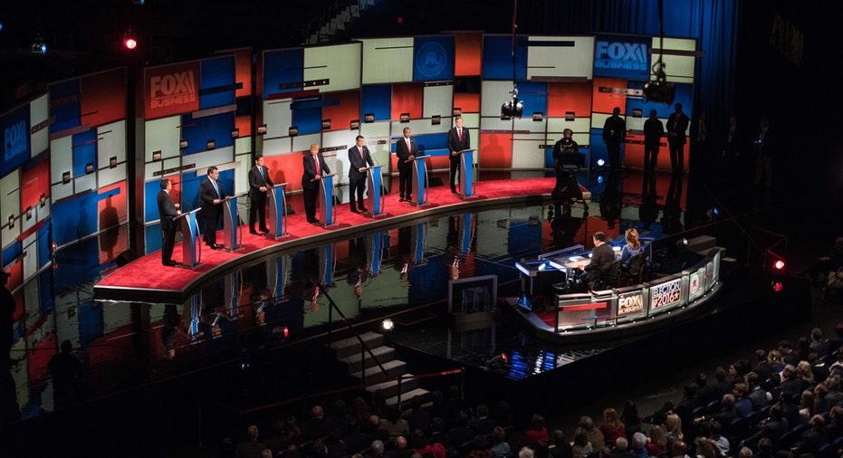 FOX Business Debate, South Carolina Debate, Republican Debate, GOP Debate
