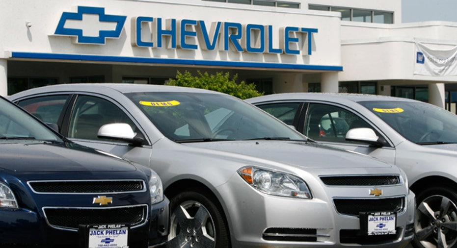 Chevrolet Dealership 02