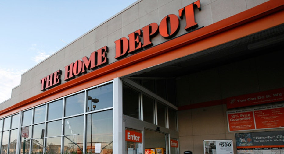 Home Depot Store 01