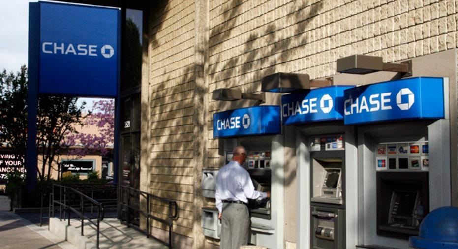 JPMorgan Chase ATM, Reuters