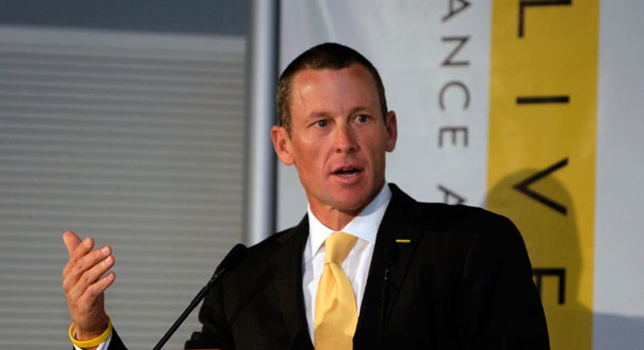 CYCLING/ARMSTRONG