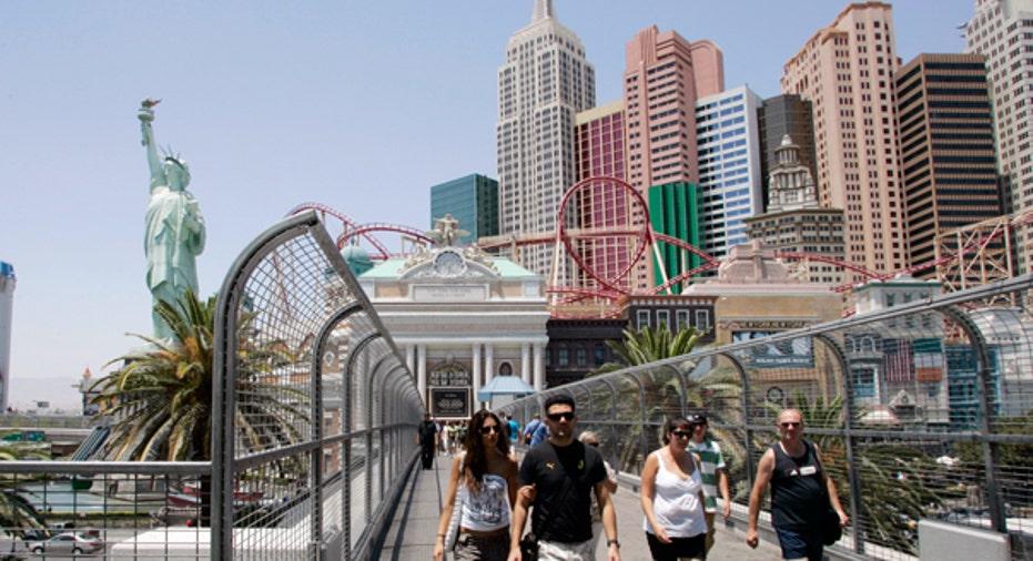 1. Las Vegas-Paradise, NV