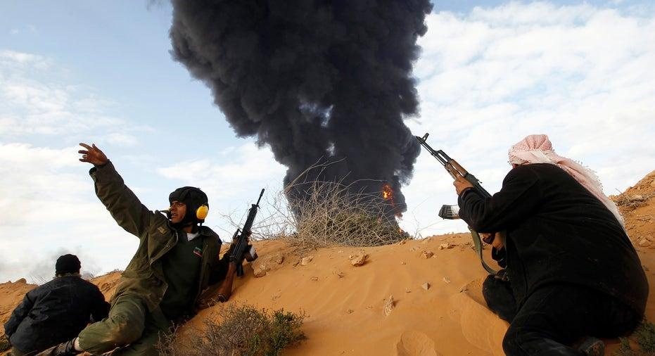 LIBYA/EAST BINJAWAD