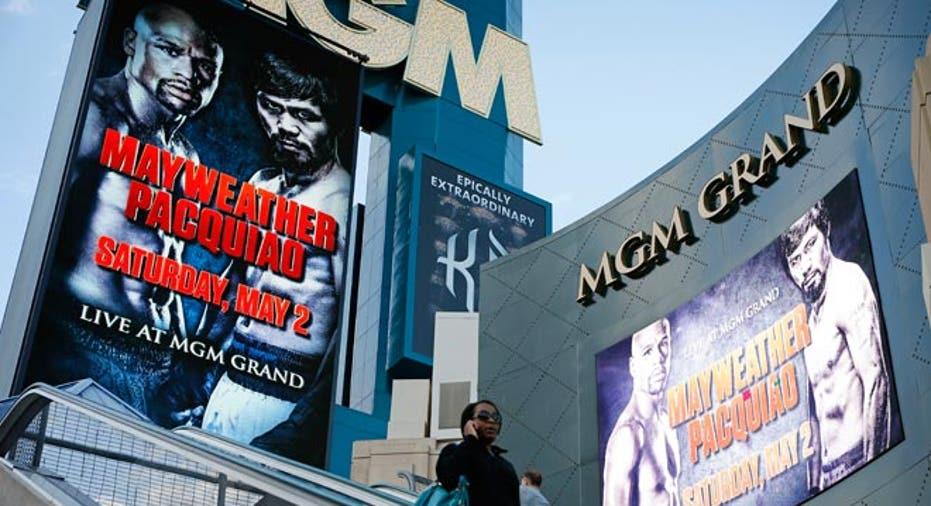 Mayweather Pacquiao Boxing