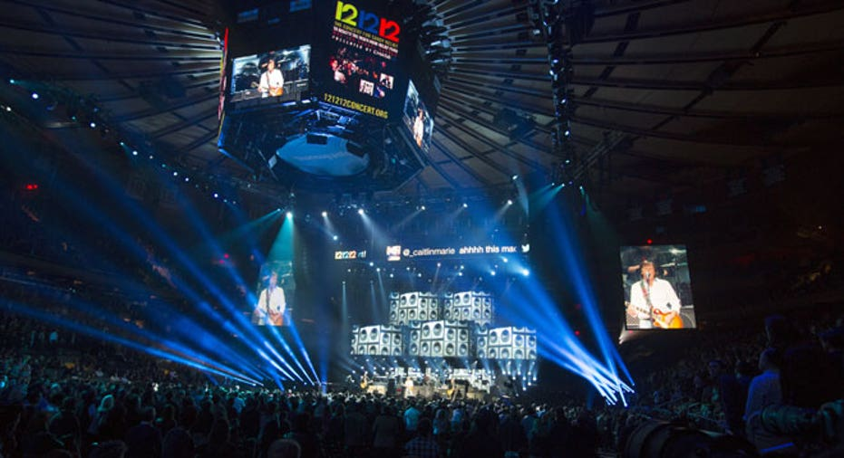 MSG, Madison Square Garden, concert, music