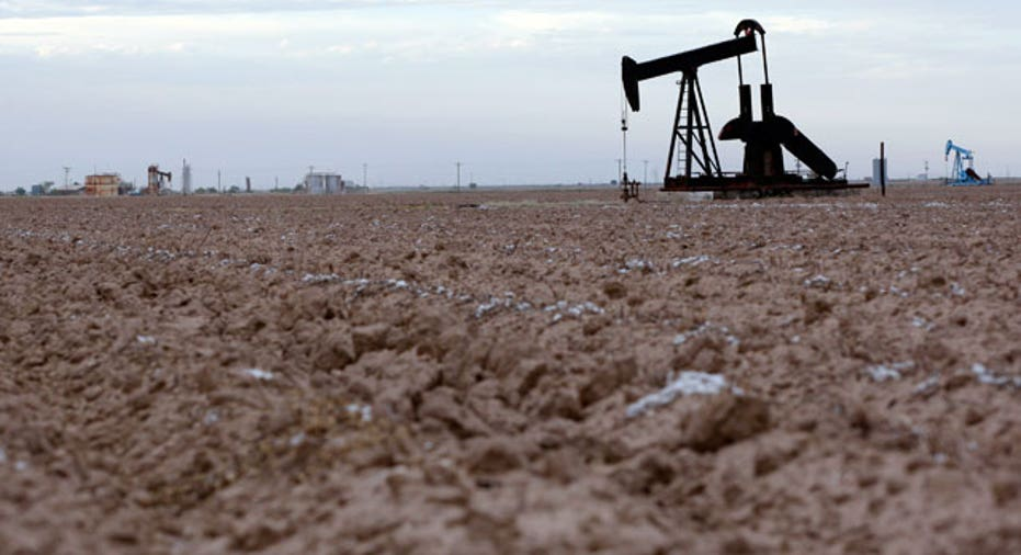 Oil Rig Seen in Midland, Texas, Reuters