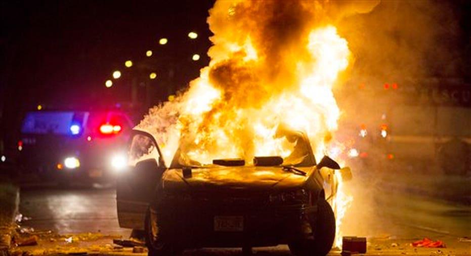 Milwaukee protests