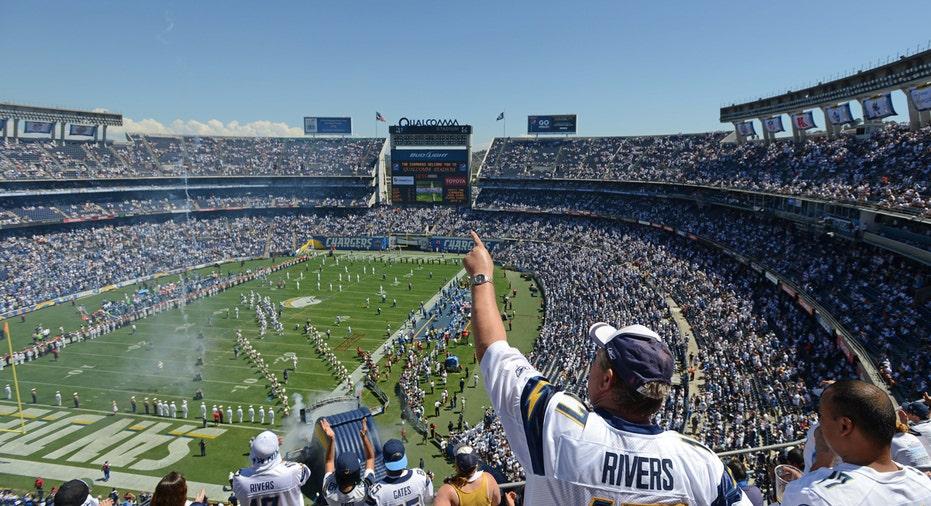 NFL Stadium View