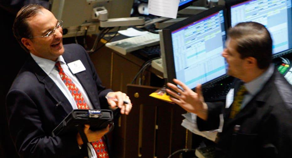 NYSE Trader 033 Happy