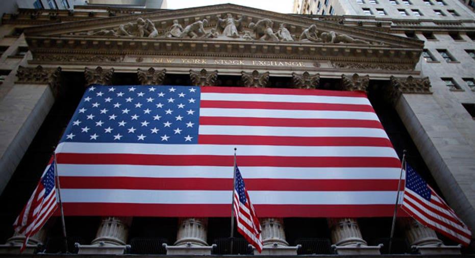 NYSE USA Flag