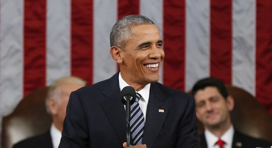Obama-2016 SOTU