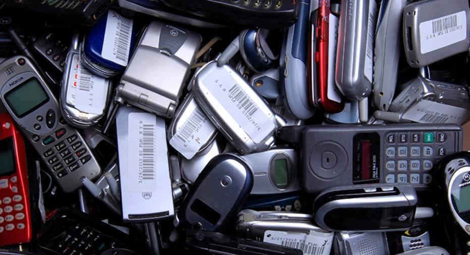 RECYCLE-PHONES