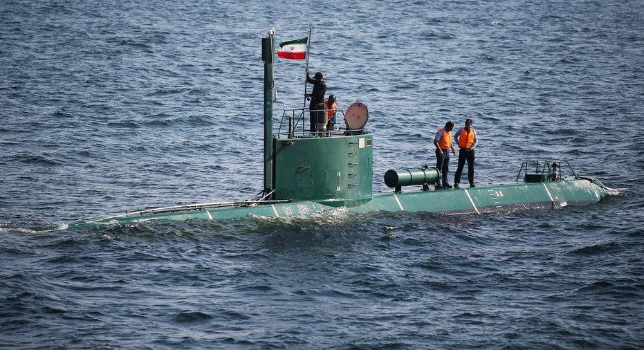 IRAN-OIL/HORMUZ