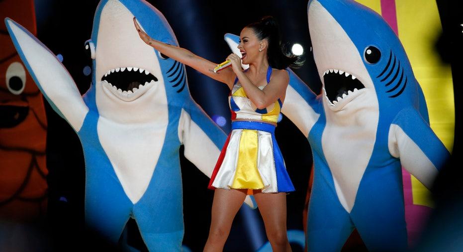 Katy Perry Super Bowl FBN