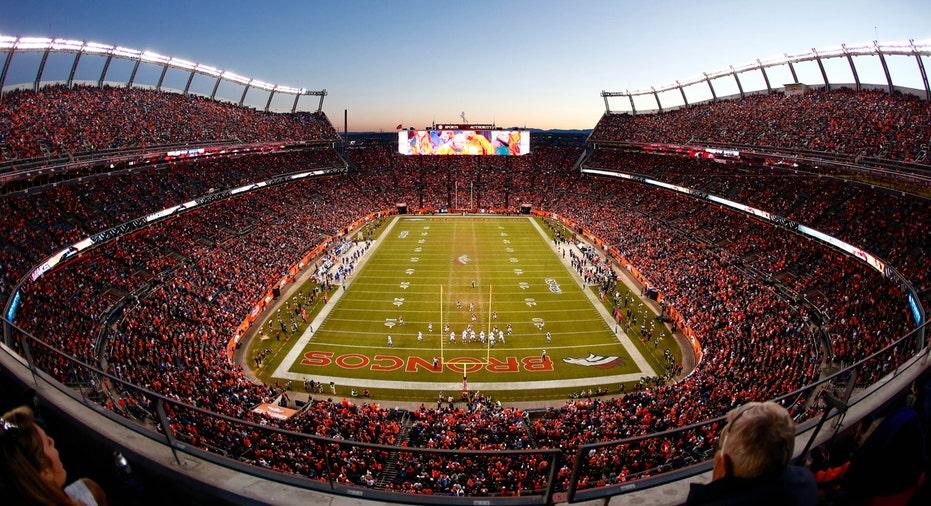 Sports Authority Field, Denver Broncos