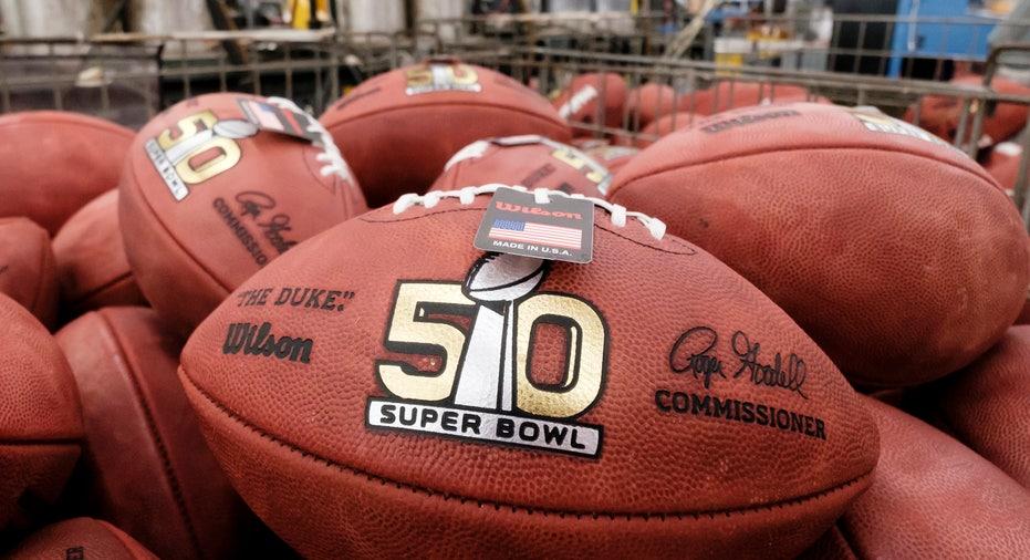 Super Bowl 50 Football