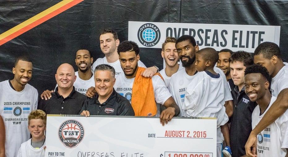 The Basketball Tournament Check
