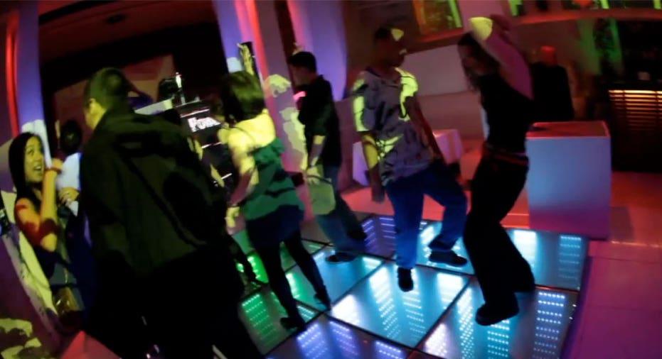 Temple Dance Club, SBC Slideshow