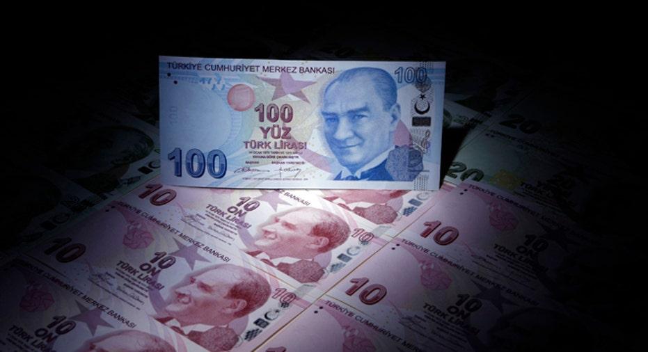 TURKEY-CENTRALBANK