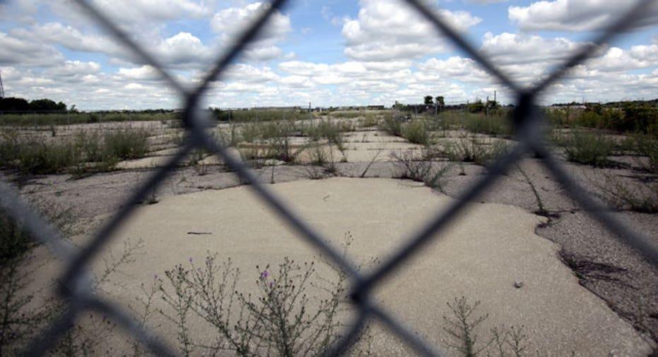 Unused Federal Property