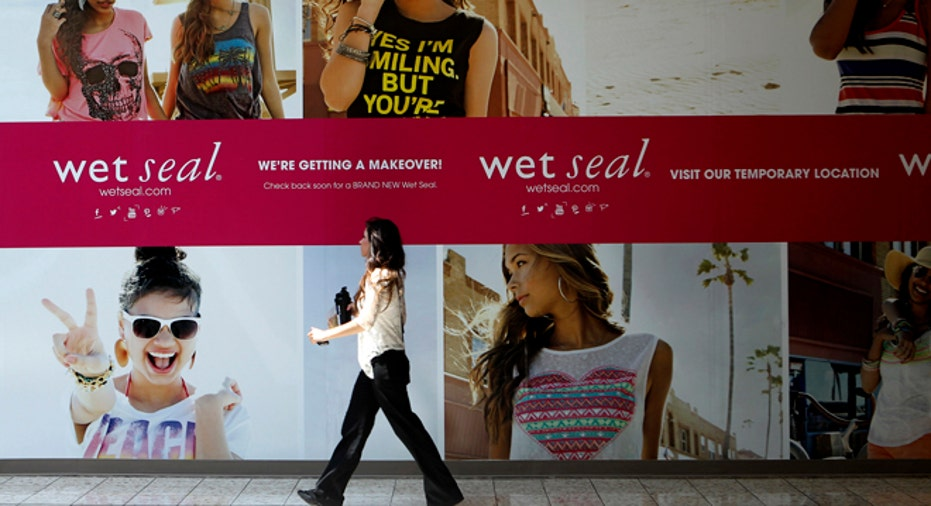 Wet Seal Bankruptcy