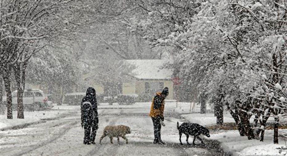 TX Winter Weather