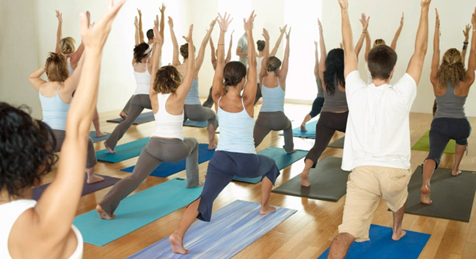 Yoga Exercise Class