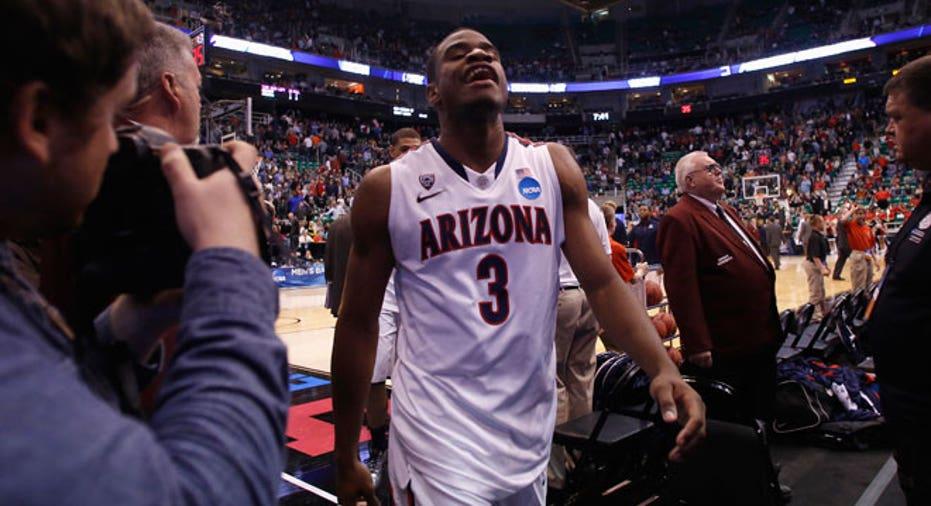 arizona wildcats player, ncaa basketball