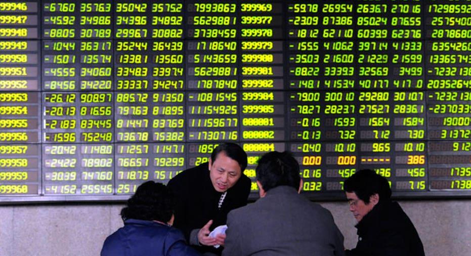 MARKETS-CHINA-STOCK/CLOSE