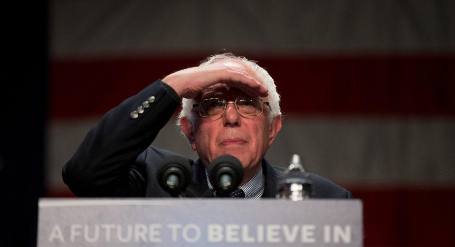 FBN Bernie Sanders, Sanders