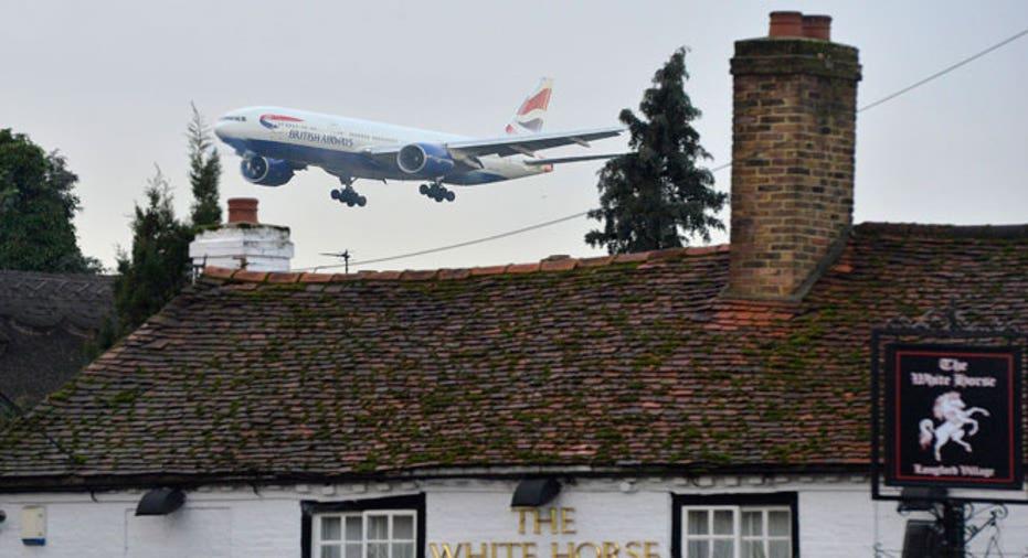 British Airways, travel, international travel