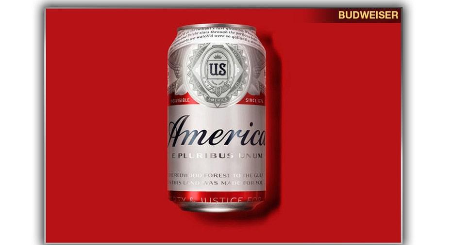 Budweiser America Graphic