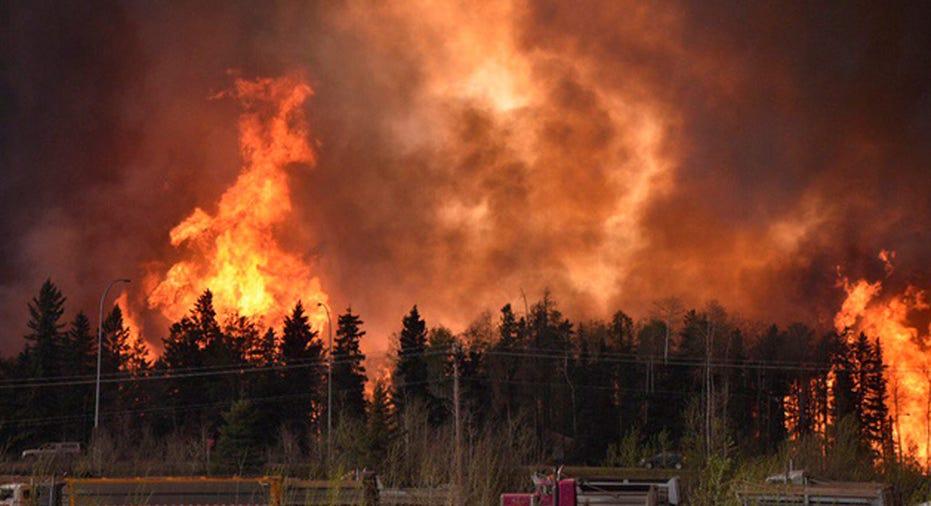 Canada Blaze