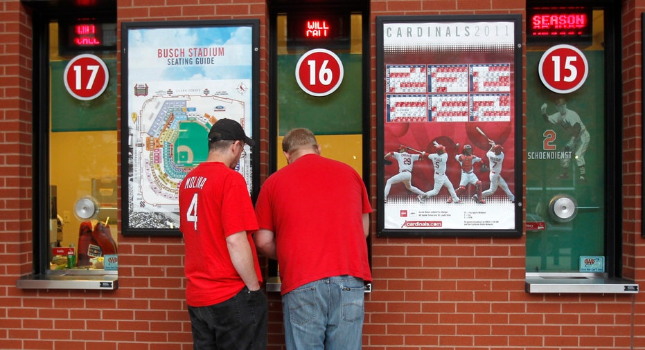 St. Louis Cardinals baseball tickets FBN
