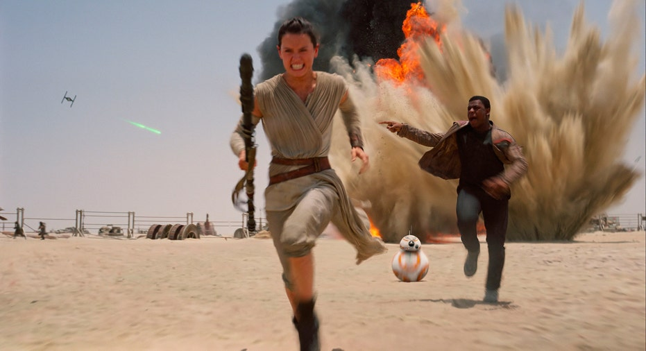 Film-Star Wars-Rating