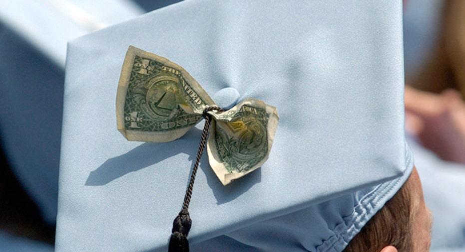 College Graduate Money FBN